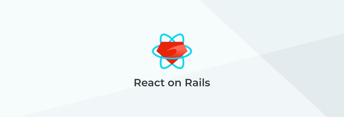 React plus Rails