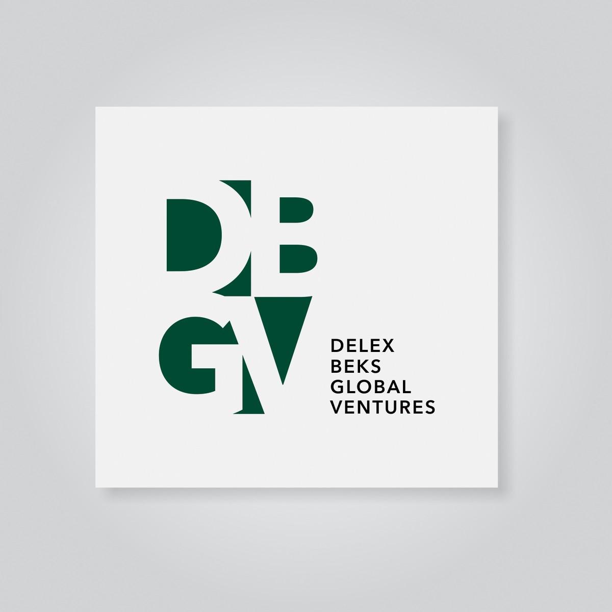 Logo Design for Delex Beks Global Ventures