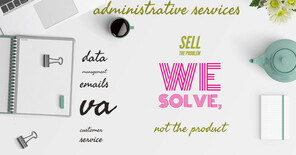 Customer services, emails, Data management & others