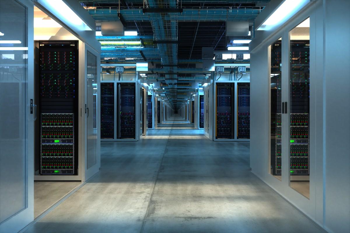 Mega Server Facility