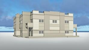 Elevation 01 design proposal
